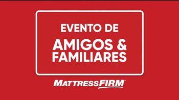 Mattress Firm Evento de Amigos & Familiares TV Spot, 'Impuestos' [Spanish] - Thumbnail 3