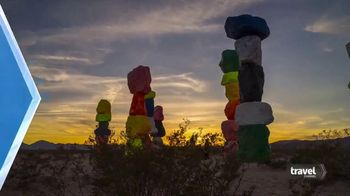 Travel Nevada TV Spot, 'Don't Fence Me In: Seven Magic Mountains' - Thumbnail 6