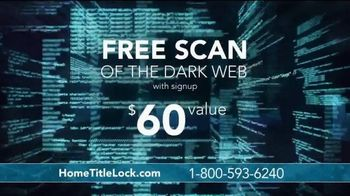 Home Title Lock TV Spot, 'Warning to Homeowners' - Thumbnail 9