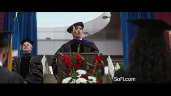 SoFi Studen Loan Refinancing TV Spot, 'Get There Sooner'