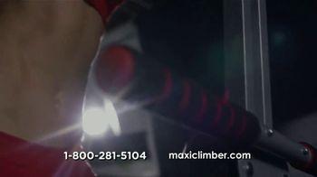 MaxiClimber TV Spot, 'Ejercicio en casa' [Spanish] - Thumbnail 2