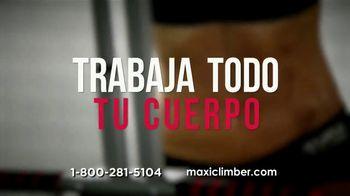 MaxiClimber TV Spot, 'Ejercicio en casa' [Spanish] - Thumbnail 3