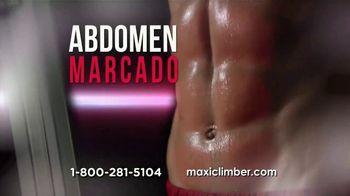 MaxiClimber TV Spot, 'Ejercicio en casa' [Spanish] - Thumbnail 7