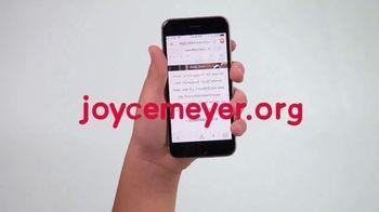 JoyceMeyer.org TV Spot, 'Daily Devotional'