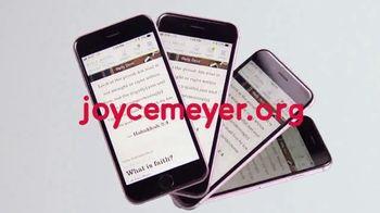 JoyceMeyer.org TV Spot, 'Daily Devotional' - Thumbnail 10