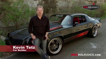 NCM Insurance TV Spot, 'Collector Car Insurance' Featuring Kevin Tetz - Thumbnail 1