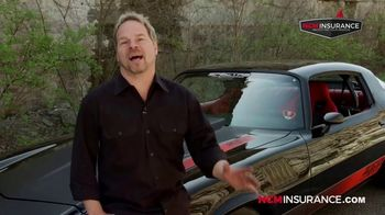 NCM Insurance TV Spot, 'Collector Car Insurance' Featuring Kevin Tetz