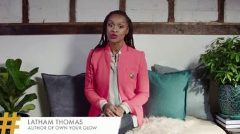 Glad TV Spot, 'OWN Network: Clean the Corners' Featuring Latham Thomas - Thumbnail 3