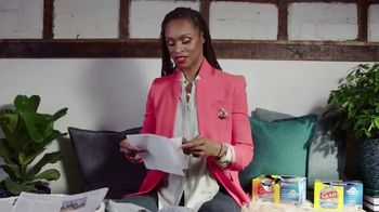 Glad TV Spot, 'OWN Network: Clean the Corners' Featuring Latham Thomas - Thumbnail 7
