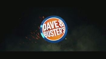 Dave and Buster's TV Spot, 'Rampage: Play 5 Games Free' - Thumbnail 1