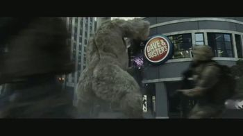 Dave and Buster's TV Spot, 'Rampage: Play 5 Games Free' - Thumbnail 4