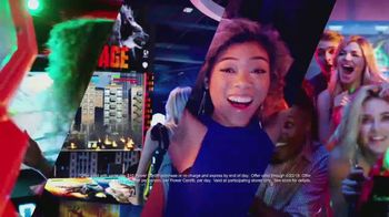 Dave and Buster's TV Spot, 'Rampage: Play 5 Games Free' - Thumbnail 5