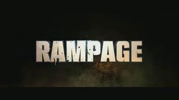 Dave and Buster's TV Spot, 'Rampage: Play 5 Games Free'