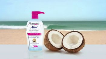 Nair Sensitive Formula TV Spot, 'Free Your Most Beautiful Self' - 2664 commercial airings