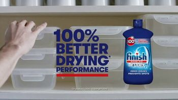 Finish Jet-Dry Rinse Aid TV Spot, 'Skip This' - Thumbnail 9
