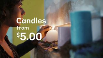 Pier 1 Imports TV Spot, 'Green Thumb or Scented Candles' - Thumbnail 8