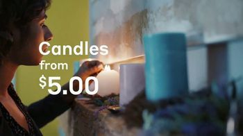 Pier 1 Imports TV Spot, 'Green Thumb or Scented Candles' - Thumbnail 9