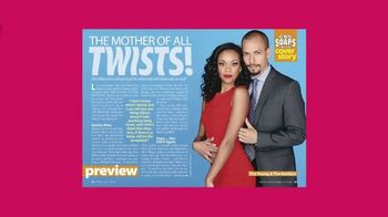 CBS Soaps in Depth TV Spot, 'Young & Restless: Is Hilary Pregnant?'