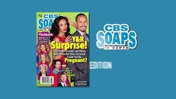 CBS Soaps in Depth TV Spot, 'Young & Restless: Is Hilary Pregnant?' - Thumbnail 2