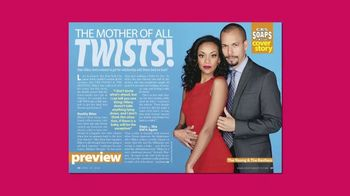 CBS Soaps in Depth TV Spot, 'Young & Restless: Is Hilary Pregnant?' - Thumbnail 3