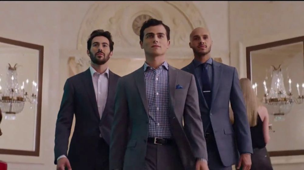 Men's Wearhouse TV Commercial, 'You're Covered'
