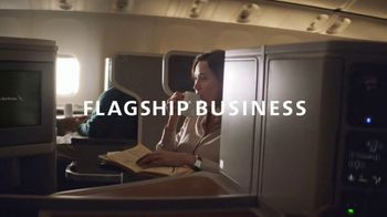 American Airlines Flagship Business TV Spot, 'Tailored to You' - Thumbnail 9