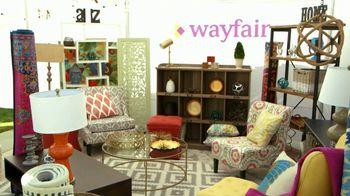 Wayfair TV Spot, 'Wayfair Tent 902 Clip2' - Thumbnail 1