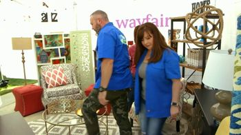 Wayfair TV Spot, 'Wayfair Tent 902 Clip2' - Thumbnail 10