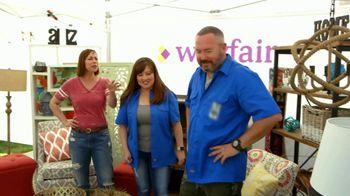 Wayfair TV Spot, 'Wayfair Tent 902 Clip2' - 1 commercial airings
