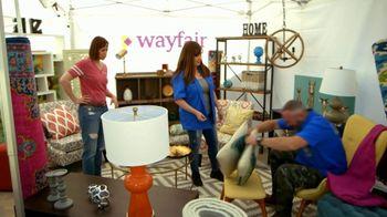Wayfair TV Spot, 'Wayfair Tent 902 Clip2' - Thumbnail 9