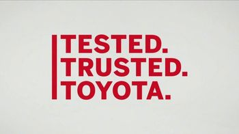 2018 Toyota Corolla TV Spot, 'Tested: Safety Sense' [T2] - Thumbnail 7