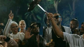 CÎROC TV Spot, 'Blue Dot' Featuring Diddy, Ashanti and DJ Khaled - Thumbnail 4