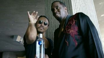 CÎROC TV Spot, \'Blue Dot\' Featuring Diddy, Ashanti and DJ Khaled