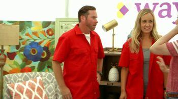 Wayfair TV Spot, 'Wayfair Tent 902 Clip1' - Thumbnail 3