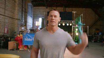 Make-A-Wish Foundation TV Spot, 'Wishes Take Muscle' Featuring John Cena - Thumbnail 3