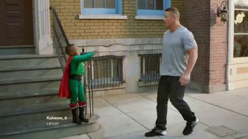 Make-A-Wish Foundation TV Spot, 'Wishes Take Muscle' Featuring John Cena - Thumbnail 6