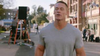 Make-A-Wish Foundation TV Spot, 'Wishes Take Muscle' Featuring John Cena - Thumbnail 9