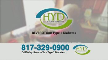 Help Your Diabetes TV Spot, 'Dallas: Reverse Your Diabetes'