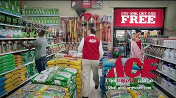 ACE Hardware Buy One, Get One Free Sale TV Spot, 'So Many Ways to Save' - Thumbnail 10