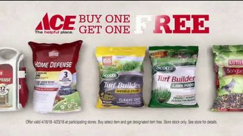 ACE Hardware Buy One, Get One Free Sale TV Spot, 'So Many Ways to Save' - Thumbnail 4