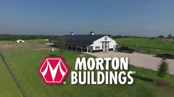 Morton Buildings TV Spot, 'Small Town Big Deal' Featuring Rodney Miller - Thumbnail 9