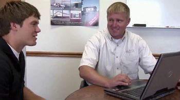 Morton Buildings TV Spot, 'Small Town Big Deal' Featuring Rodney Miller - Thumbnail 7