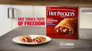 Hot Pockets TV Spot, 'Hearty Snacks' - Thumbnail 10