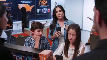 Boost Mobile TV Spot, 'Three Lines for $100 a Month' - Thumbnail 1