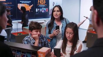 Boost Mobile TV Spot, 'Three Lines for $100 a Month' - Thumbnail 2