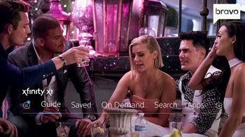 XFINITY X1 Voice Remote TV Spot, 'Vanderpump Rules: Back It Up' - Thumbnail 1