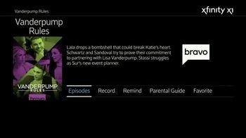 XFINITY X1 Voice Remote TV Spot, 'Vanderpump Rules: Back It Up' - Thumbnail 2
