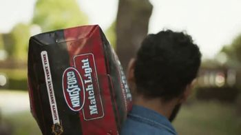 Kingsford Match Light TV Spot, 'Partidos imposibles' [Spanish]