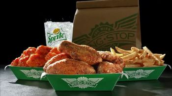 Wingstop TV Spot, 'Worth Obsessing Over' - Thumbnail 9