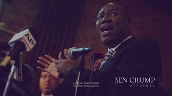 Ben Crump Law TV Spot, 'Not Just Any Lawyer' - Thumbnail 1